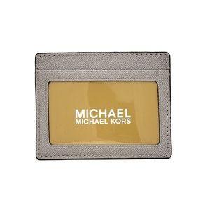 Michael Kors Bags - Michael Kors Grey Card Case Wallet